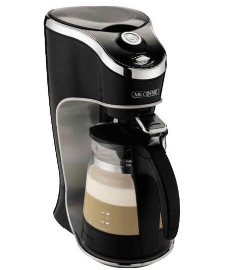Amazon Deal: Mr Coffee Cafe Latte