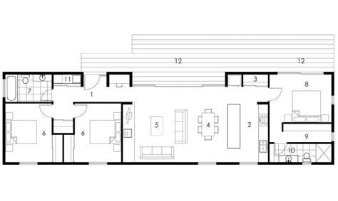 rectangle house plans simple rectangular house floor plans