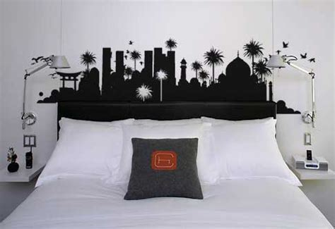 bedroom wall stickers for bedroom wall sticker freshome