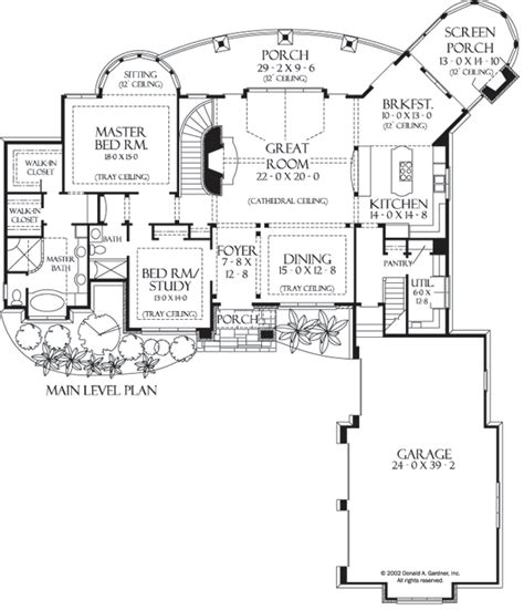 hollowcrest house plan the hollowcrest house plan images see photos of don