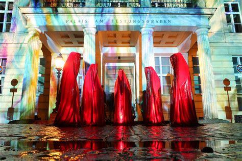 Festival Of Lights Berlin Light Painting Light Arts
