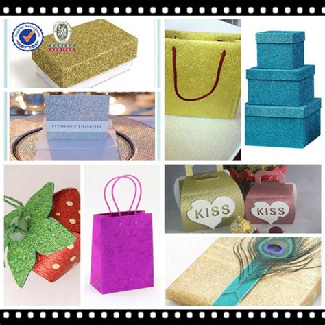 chart paper craft diy paper craft and decorative glitter wrapping paper