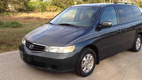 2003 Honda Odyssey by 2003 Honda Odyssey Ii Pictures Information And Specs