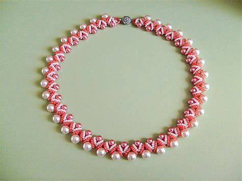 bead magic free pattern for necklace by olgak magic
