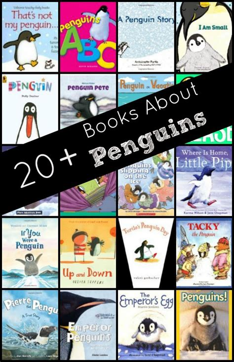 penguin picture books lmn tree all about penguins free resources free