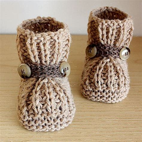 booties knitting best 20 knit baby booties ideas on knitted