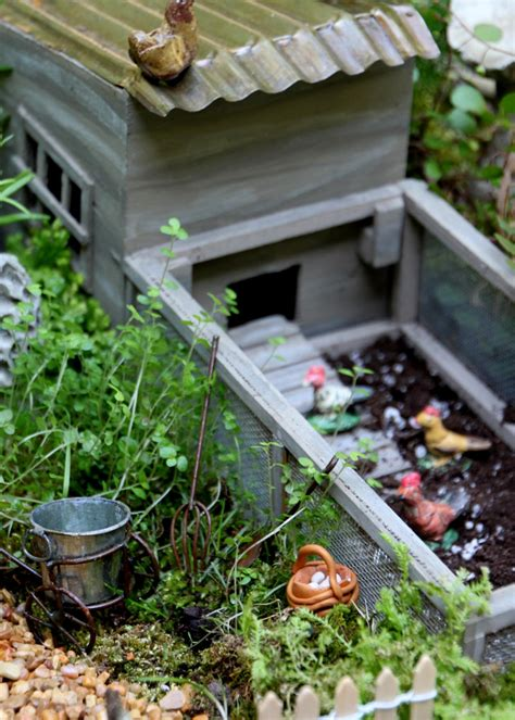 Garden Ornaments And Accessories Galleries How To Make A Miniature Garden In A Container Hgtv