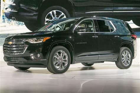 2018 Chevy Traverse Concept by 2018 Chevrolet Traverse Review Redesign Photos Release Date