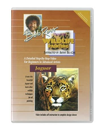 bob ross painting wildlife 187 bob ross wildlife painting jaguar deut untertitel
