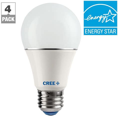 2700k led light bulbs cree 60w equivalent soft white 2700k a19 dimmable led