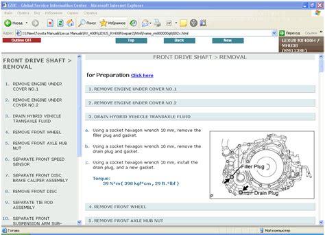 small engine service manuals 2001 lexus rx transmission control kia sorento service repair manual pdf download 2005 html autos weblog