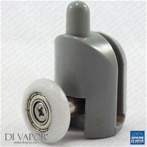 sliding shower door roller 25mm single sliding shower door roller replacement