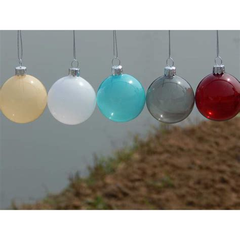clear glass ornaments wholesale buy wholesale clear glass ornament balls from china