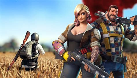 battle royale fortnite adds its own version of battlegrounds in the
