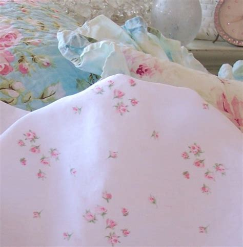 shabby chic sheets shabby chic ashwell sprinkles pink roses rosebuds