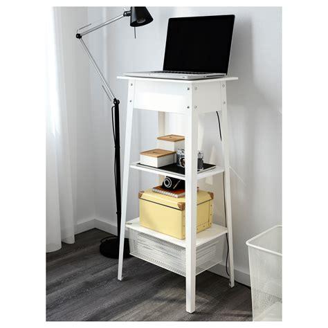 standing ikea desk ikea ps 2014 standing laptop station white ikea