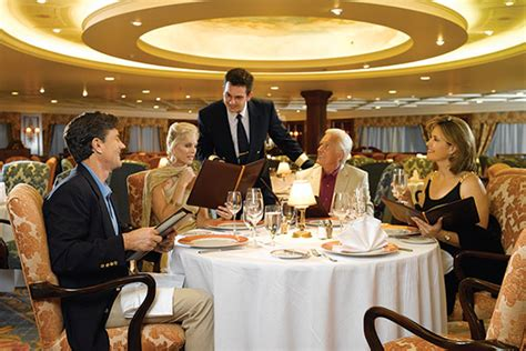 the maine dining room 5 best cruise ship dining rooms cruise critic