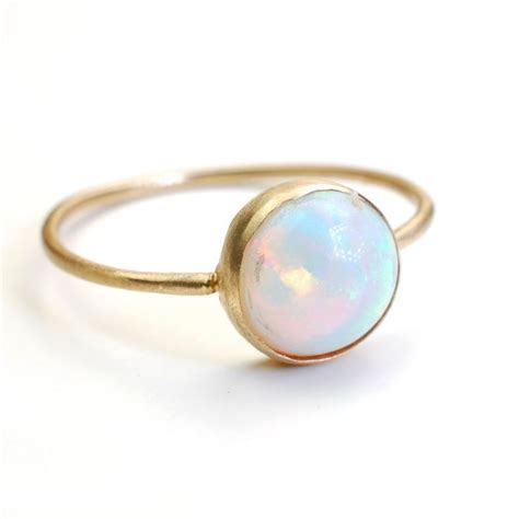 Opel Rings by R E S E R V E D For Opal Ring Engagement Ring Gold