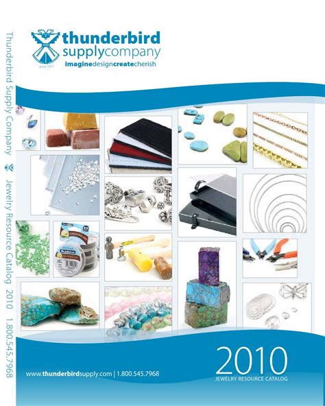 jewelry supplies catalogs thunderbird jewelry supply catalog style guru fashion