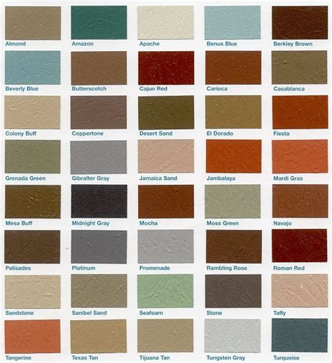 home depot restore paint colors home depot concrete paint colors images