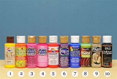 can acrylic paint be used on canvas ben franklin crafts and frame shop acrylic paints which
