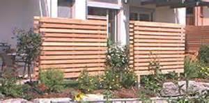 Holz Schuler Balingen Sichtschutz Elemente