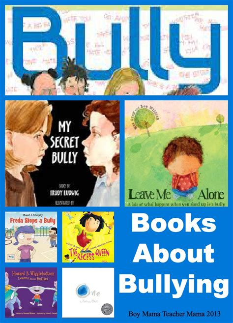 bullying picture books book books about bullying boy