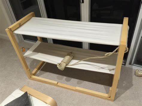 hammock bunk bed build bunk bed hammocks for your cats make