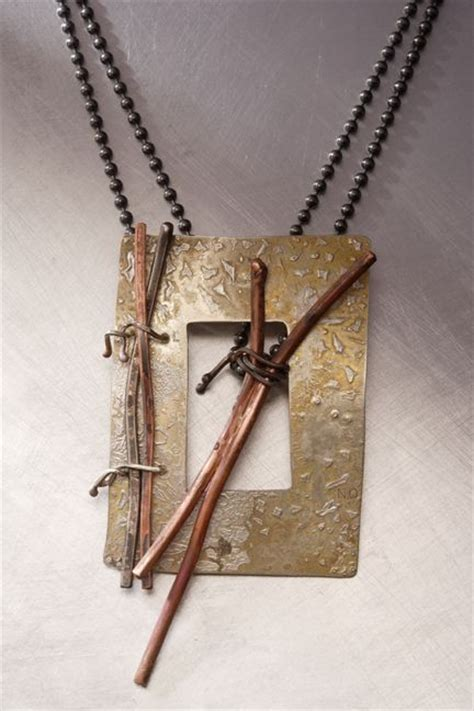 jewelry metal 554 best images about recycled jewelry on