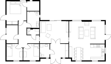 floor plan blueprint house floor plans roomsketcher