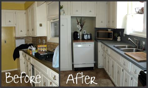 spray paint laminate countertops how to use rustoleum countertop paint home improvement