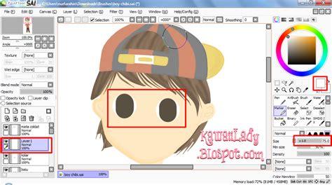 paint tool sai draw circle draw doodle eye using paint tool sai kawaii