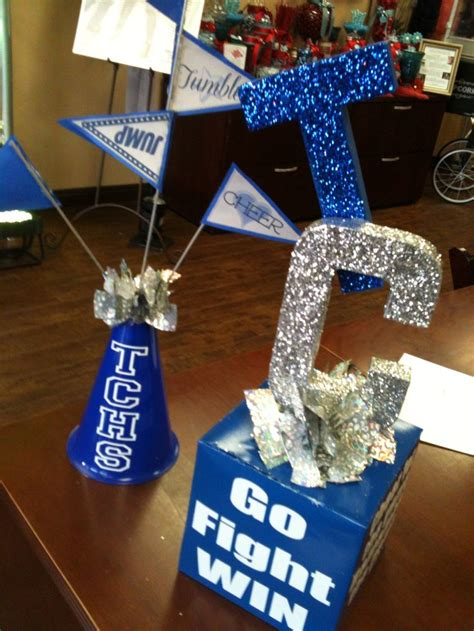 banquet centerpieces for tables cheerleading banquet centerpieces cheer