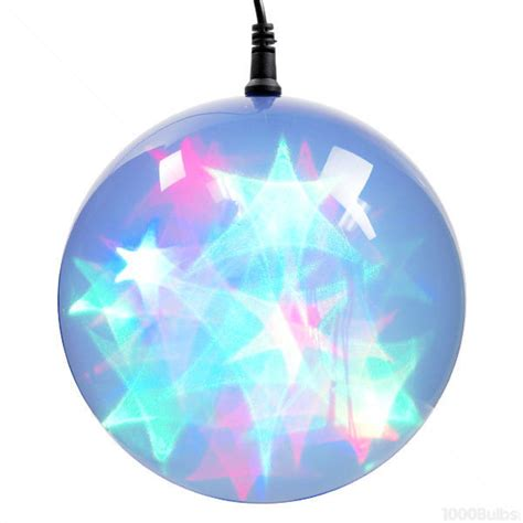 holographic lights multi color holographic starfire sphere led lights