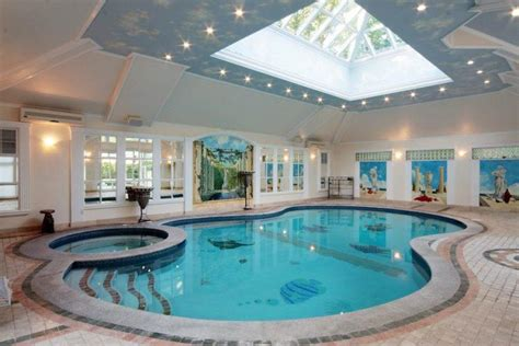 house plans with indoor pools 20 homes with beautiful indoor swimming pool designs