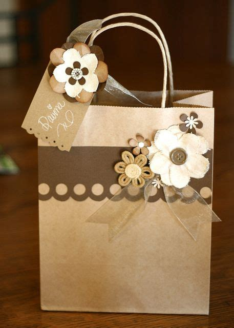 brown paper bag craft ideas brown paper gift bag craft ideas