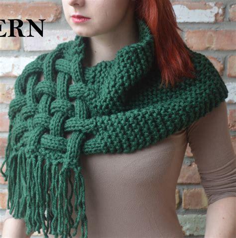 free chunky scarf knitting patterns uk cozy scarf knitting patterns in the loop knitting