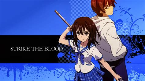 strike the blood top strike the blood natsuki wallpapers