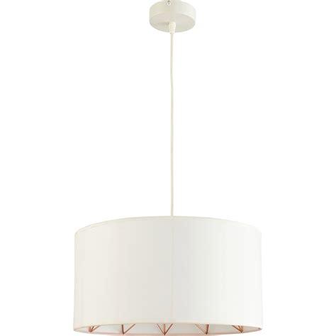 suspension e design novato coton cuivre x w inspire with plafonnier leroy merlin