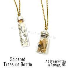 jewelry classes raleigh nc bottle memento necklaces a class by susan at our
