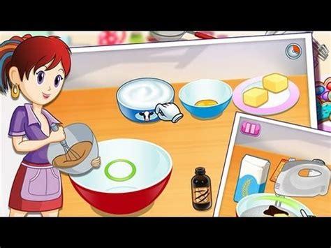 juegos de cocinar pasteles gratis con sara juegos de cosina con sara gallery of juegos de cocina con