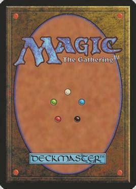 magic card magic the gathering