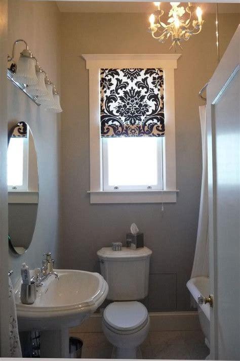 Bathroom Window Curtain Ideas by Bathroom Curtain Ideas Best 25 Bathroom Window Treatments
