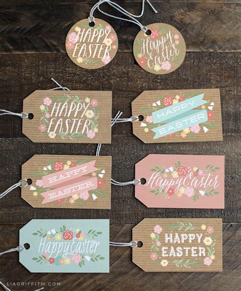christian gifts to make printable easter gift tags and gift wrap