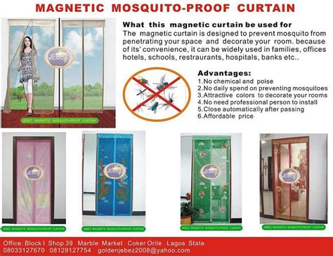 glow in the paint nigeria install magnetic mosquito proof curtain to your room