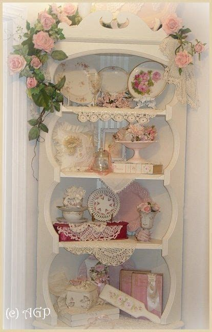 shabby chic corner hutch 25 best ideas about shabby chic cabinet on