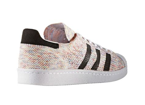prime knit adidas multicolor primeknit hits the adidas superstar weartesters