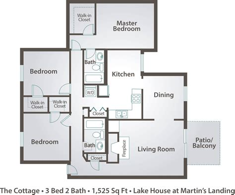 floor plans for 3 bedroom houses three bedroom apartment floor plans
