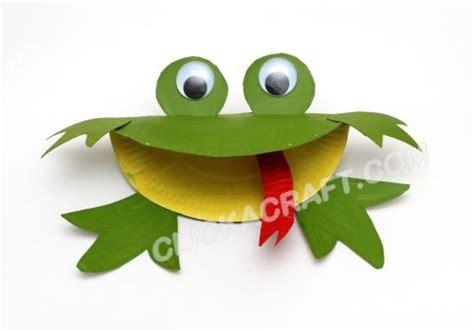paper plate frog craft paper plate frog craft children crafts