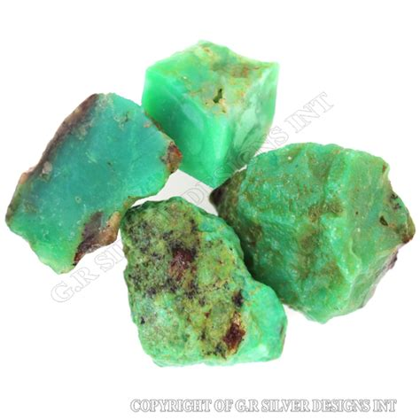 gemstone for sale chrysoprase for sale wholesale roughs semi